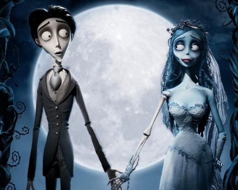 Тим бертон мёртвая невеста