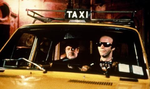 сексуально озабоченный таксист