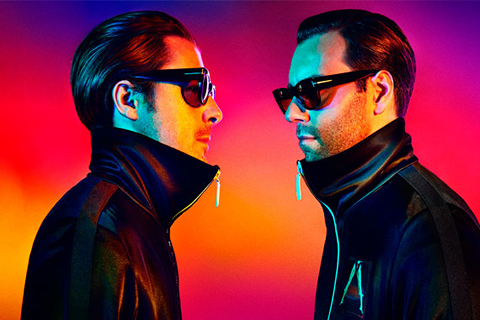 Music.Football 2018: Axwell Λ Ingrosso