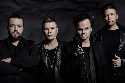 The Rasmus: «Dark Matters Tour»